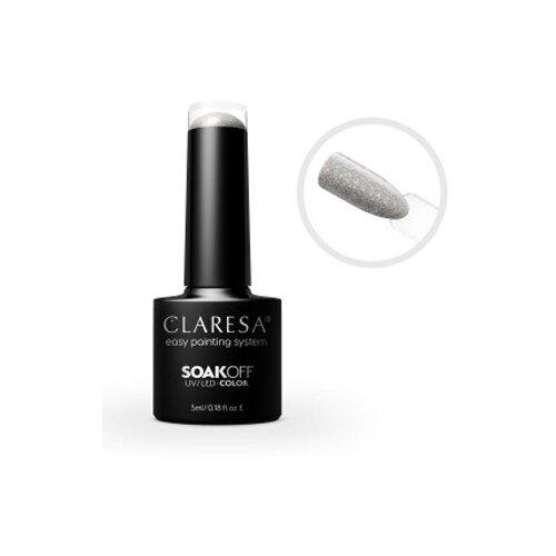 Гель-лак для ногтей CLARESA Sparkle, 5 мл, оттенок 5 по цене 269