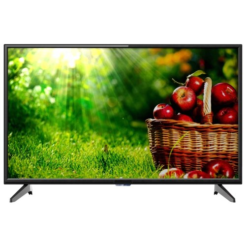 Фото - Телевизор HARTENS HTV-32R02-T2C/A4/B/M 32 (2019) черный телевизор hartens htv 32r01 t2c