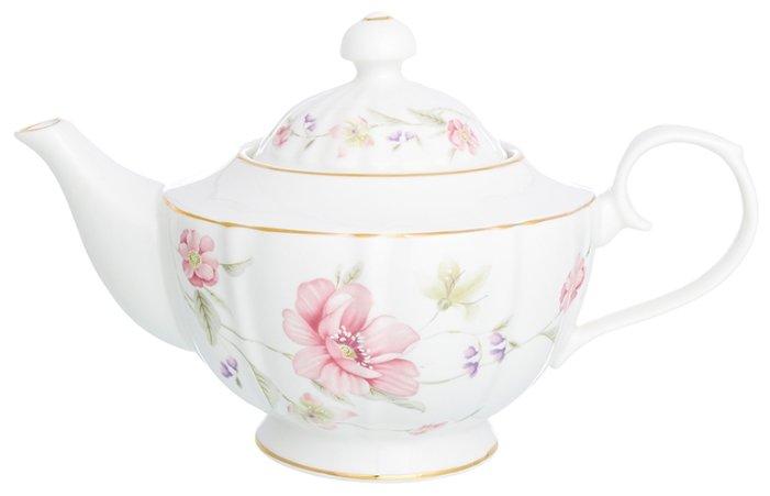 Купить Elan gallery Заварочный чайник на ножке 1,1 л, Диана по низкой цене с доставкой из Яндекс.Маркета