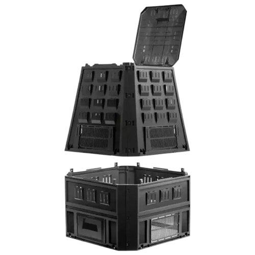 Компостер Prosperplast IKEV850C-S411 (850 л) черный
