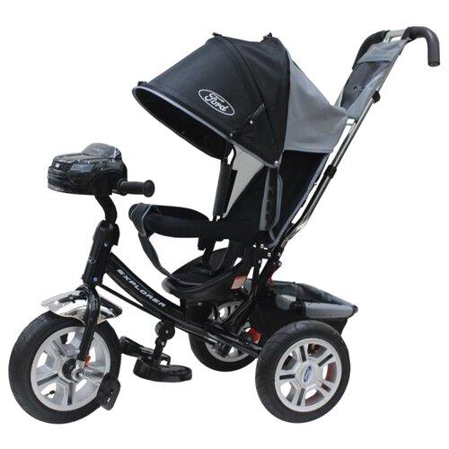 Купить Трехколесный велосипед Lexustrike Ford Explorer 950MF-N1210 черный, Трехколесные велосипеды