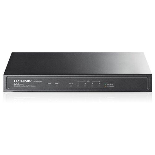 Маршрутизатор TP-LINK TL-R600VPN маршрутизатор tp link tl er6020 5 port gigabit multi wan vpn