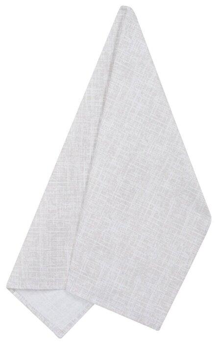 """Полотенце для лица, рук или ног Guten Morgen / Гутен Морген Полотенце махровое """"Guten Morgen"""", 50 см х 100 см Хлопок, 50x100 см, темно-красный"""