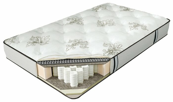 Матрас Serta Natural Start Caledonia 65x200, пружинный