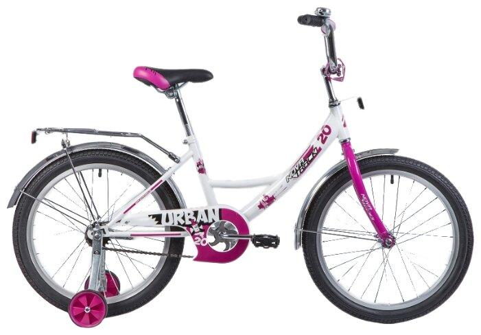 Детский велосипед Novatrack Urban 20 (2019)