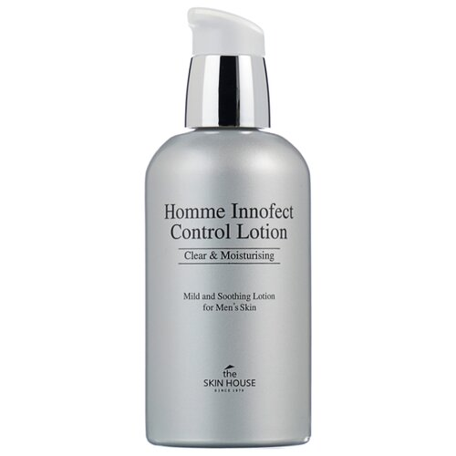 The Skin House Лосьон для лица Homme Innofect Control Lotion 130 млУход за лицом<br>