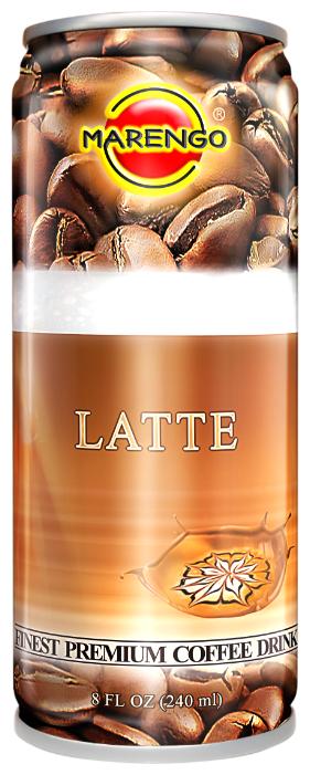 Кофейный напиток Marengo Latte 0.24 л