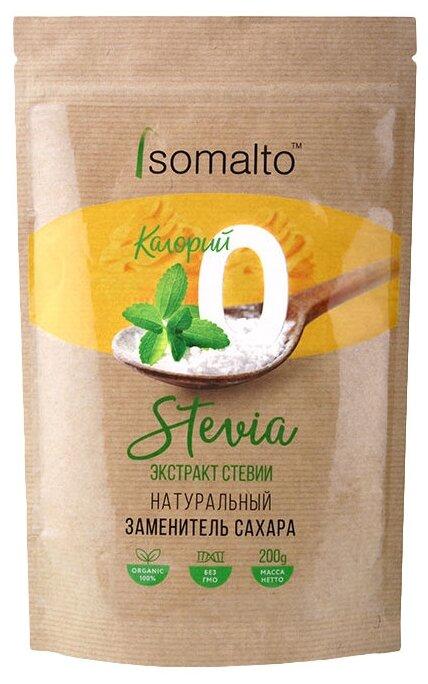 Isomalto сахарозаменитель экстракт стевии порошок