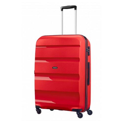 Чемодан American Tourister Bon Air 91 л, красный