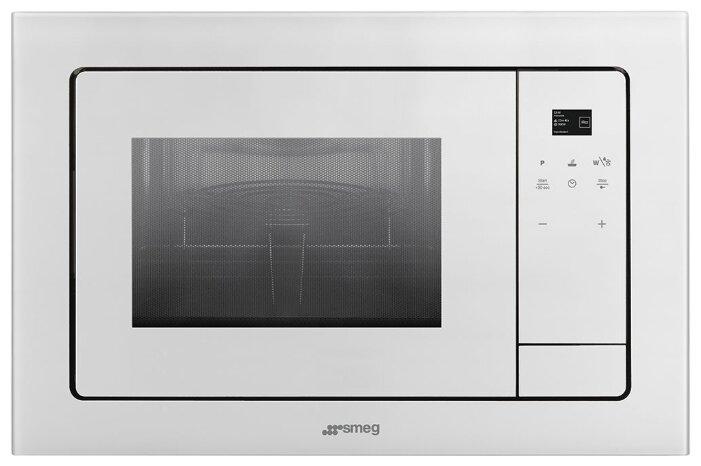 Микроволновая печь встраиваемая smeg FMI120B1