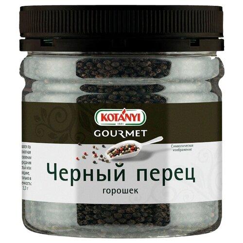Kotanyi Пряность Черный перец горошек, 180 г гранум пряность кумин зира семена сушеные 180 г