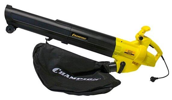 Электрический садовый пылесос CHAMPION EB4510 1 кВт