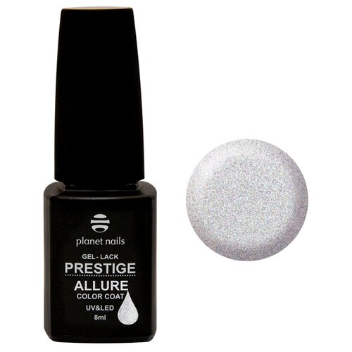 Гель-лак planet nails Prestige Allure, 8 мл, оттенок 647 гель лак planet nails prestige allure 8 мл оттенок 618