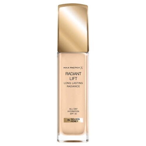 Max Factor Тональный крем Radiant Lift Long Lasting Radiance, 30 мл, оттенок: 75 Golden Honey
