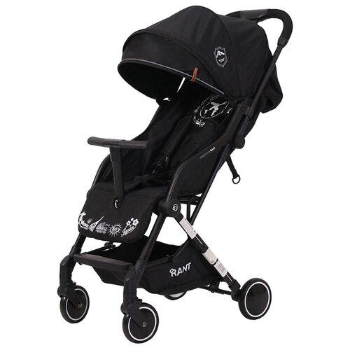Купить Прогулочная коляска RANT Tour Plus RA831 black, Коляски