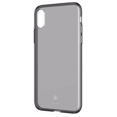 цена на Чехол Baseus Simple Series Case для Apple iPhone X Transparent Black