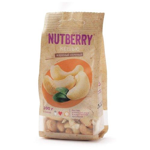 corincorn арахис жареный соленый 100 г Кешью NUTBERRY жареный соленый, пластиковый пакет 100 г