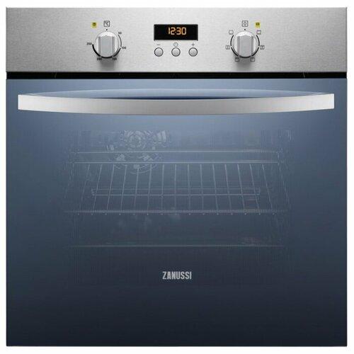 Электрический духовой шкаф Zanussi ZZB 525601 X духовой шкаф zanussi opzb4210w белый