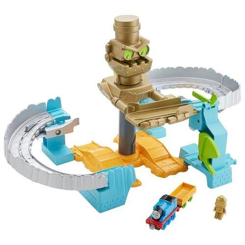 Купить Fisher-Price Стартовый набор Робот спасает Томаса , серия Adventure, FJP85, Наборы, локомотивы, вагоны