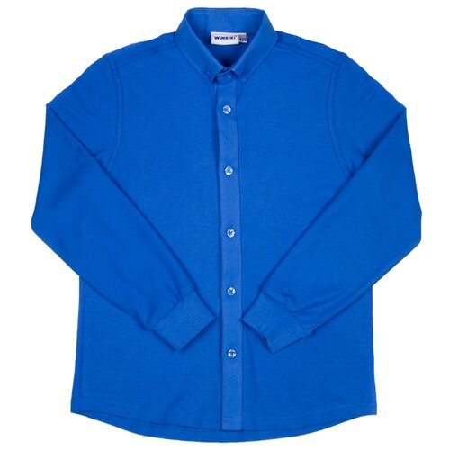 Рубашка Winkiki размер 140, синийРубашки<br>