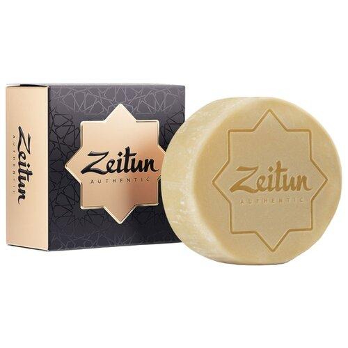 Мыло кусковое Zeitun Алеппское экстра Черный тмин для оздоровления и укрепления кожи, 125 г