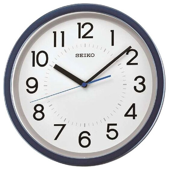 Часы настенные кварцевые SEIKO QXA476L