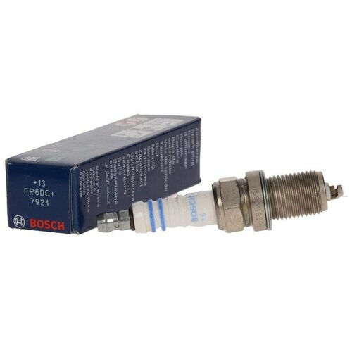 Свеча зажигания Bosch FR6DC 1 шт.