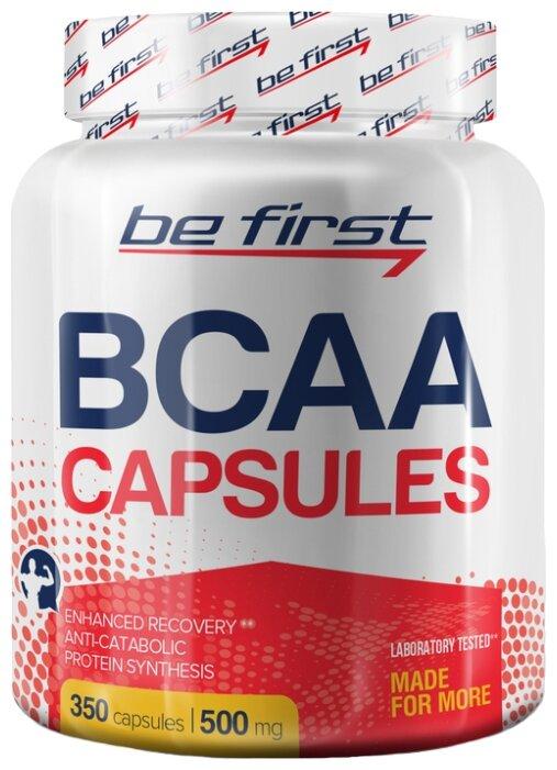 BCAA Be First BCAA Capsules (350 шт.)