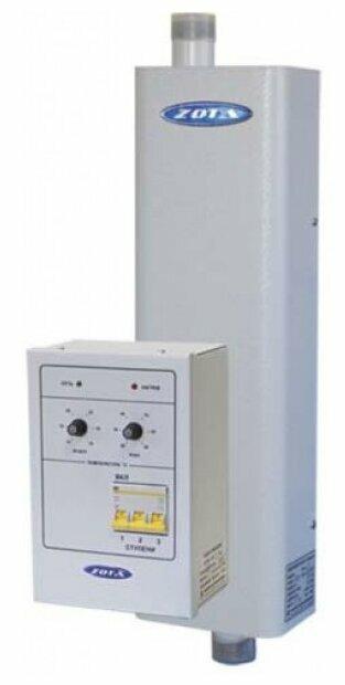 Электрический котел ZOTA 15 Econom, 15 кВт, одноконтурный фото 1