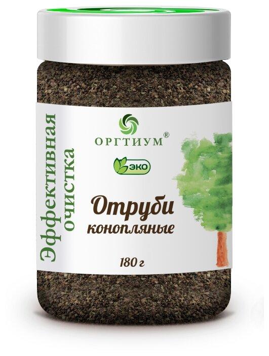 Отруби Оргтиум конопляные , 180 г