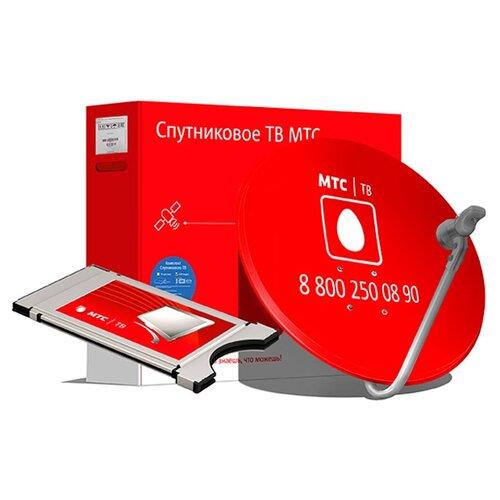 Комплект спутникового ТВ МТС №192