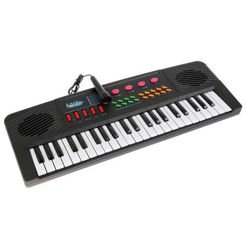 Синтезатор Shantou Gepai TX-4468 черный синтезатор shantou b1549997