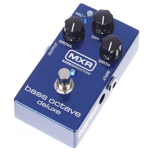 Dunlop педаль M288 MXR Bass Octave Deluxe
