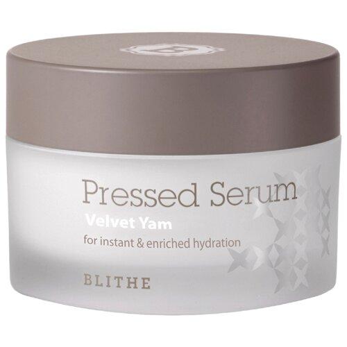 BLITHE Pressed Serum Velvet Yam Спрессованная сыворотка-крем увлажняющая для лица, 50 мл недорого