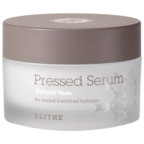 BLITHE Pressed Serum Velvet Yam Спрессованная сыворотка-крем увлажняющая для лица, 50 мл