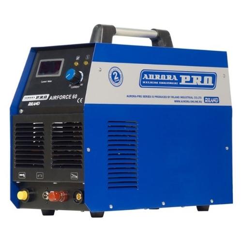 Фото - Инвертор для плазменной резки Aurora AIRFORCE 60 инвертор для плазменной резки русэлком cut 30 10499