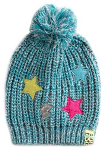Светло-серая шапка для девочки PlayToday PlayToday 192087