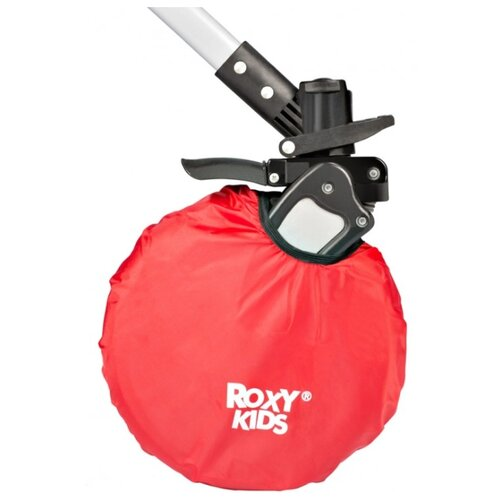 ROXY-KIDS Чехлы на колеса коляски RWC-2434 red подстаканник для коляски roxy kids mayflower rch 180116