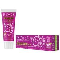 Зубная паста R.O.C.S. Junior Ягодный Микс 6-12 лет
