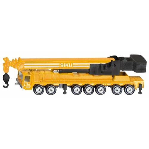 Купить Автокран Siku 1623 1:55 16 см желтый, Машинки и техника