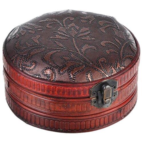 Xiu Xiu Jewelry Шкатулка Сундучок 504-568 коричневый