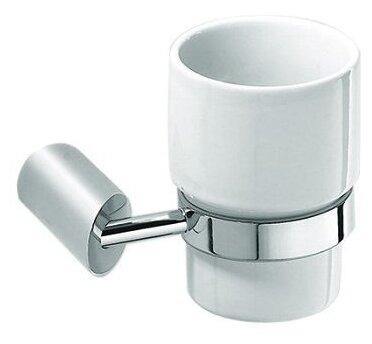 Стакан для зубных щеток Milardo Baffin BA051MI