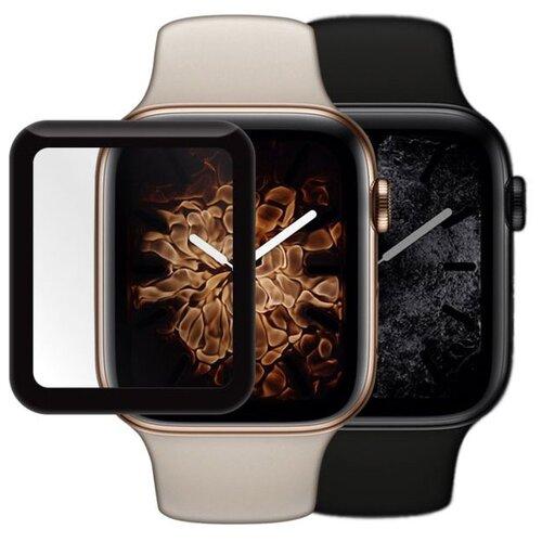 Защитное стекло Mobius для Apple Watch 4 3D Full Cover (44 мм) прозрачный