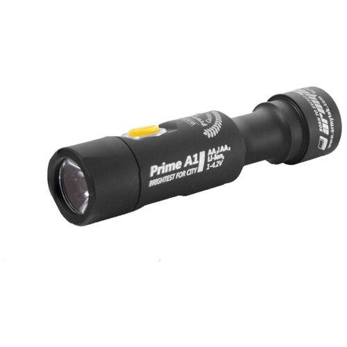 Ручной фонарь ArmyTek Prime A1 v3 XP-L (белый свет) черный