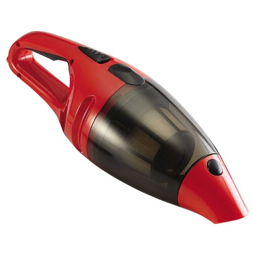 цена на Пылесос автомобильный ZiPOWER PM-6515 красный/черный