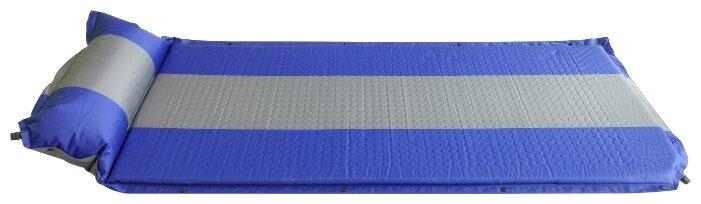 Коврик ECOS 998167 188х64 см синий