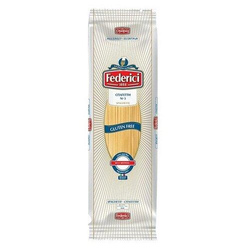 Federici Макароны Спагетти №3 gluten free, 400 г
