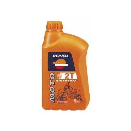 Моторное масло Repsol Moto Sintetico 2T 1 л