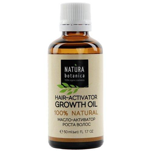 Natura Botanica Масло для роста волос против выпадения, 50 мл недорого