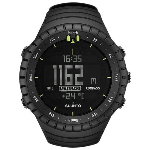 Наручные часы SUUNTO Core All-Black suunto d6i novo black zulu